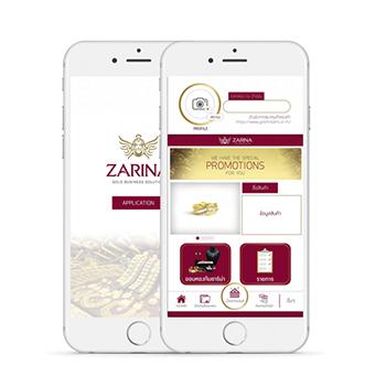 Zarina Gold